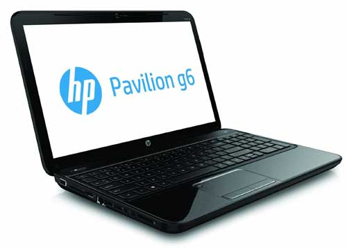 HP Pavilion g6-2218nr right side