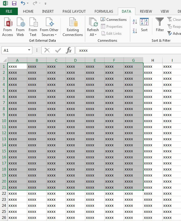 how to make 2 cells into 1 in excel 2013