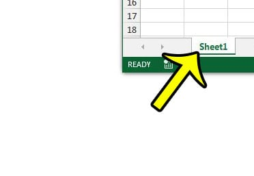 how to add a tab in excel