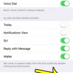 enable iphone erase after 10 failed passcode attempts