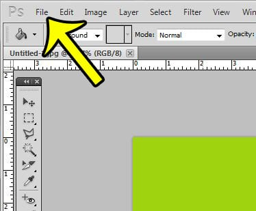 How to Reduce the File Size of a JPEG in Photoshop CS5 - Live2Tech