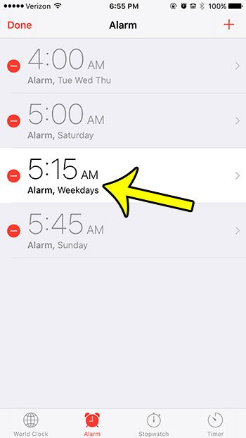 How to Set an iPhone Alarm to Vibrate Only - Live2Tech