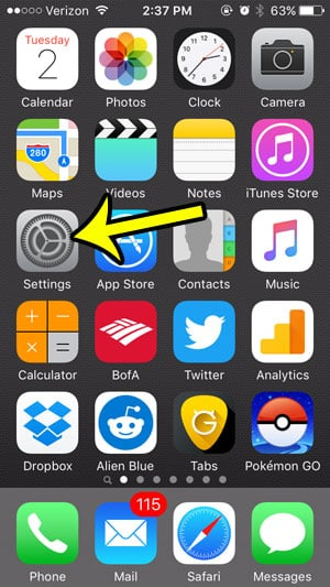 hide messages iphone spotlight search
