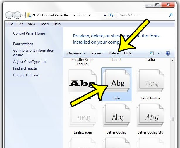 How to Add Fonts to Photoshop CS5 - Live2Tech