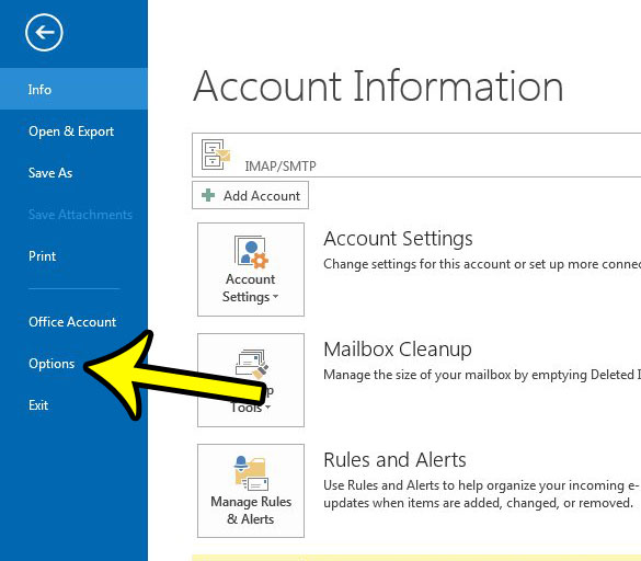 how to turn off the spell checker in outlook 2013