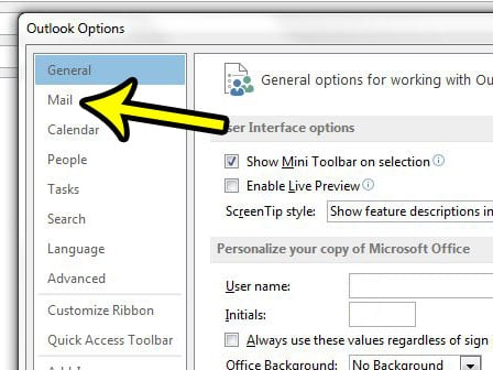 how to disable the outlook 2013 spell checker