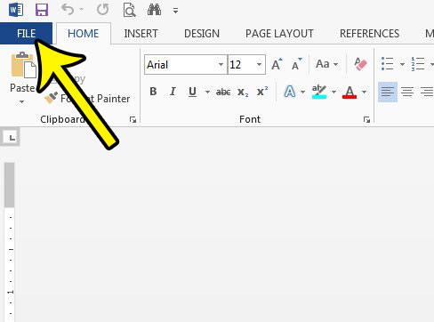 stop automatic spell check in word 2013