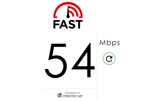 is my internet fast enough for the fire tv stick