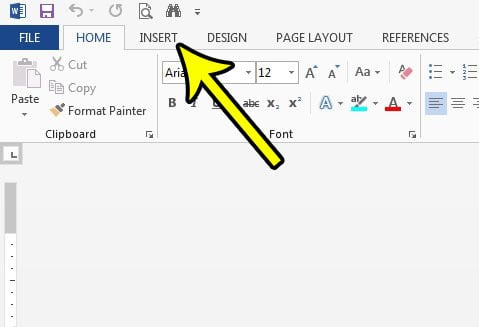 How To Write Vertically In Word 2013 Live2tech