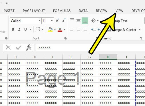 how to put search in excel