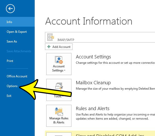 how to keep meeting requests in the inbox in outlook 2013