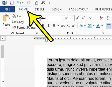 how to add page border in word 2013