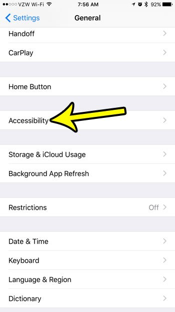 change 3d touch settings