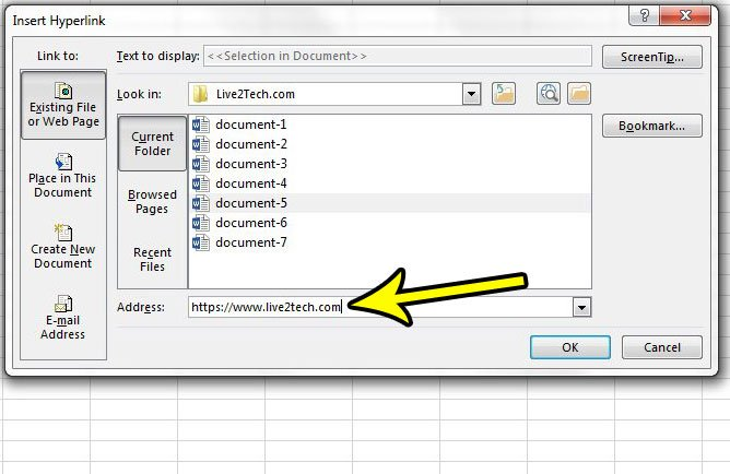 How to Add a Hyperlink to a Picture in an Excel 2013