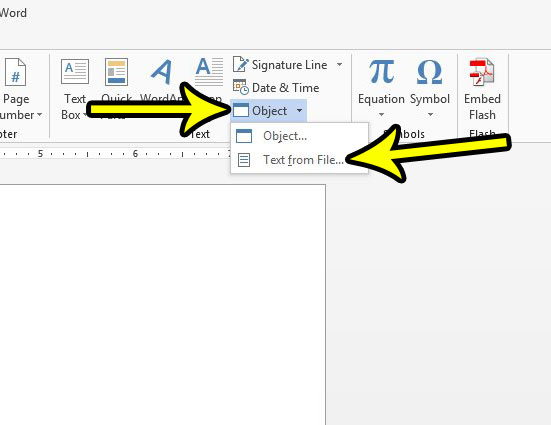 how to combine multiple documents in word 2013