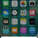 how to make app icons bigger on iphone 7