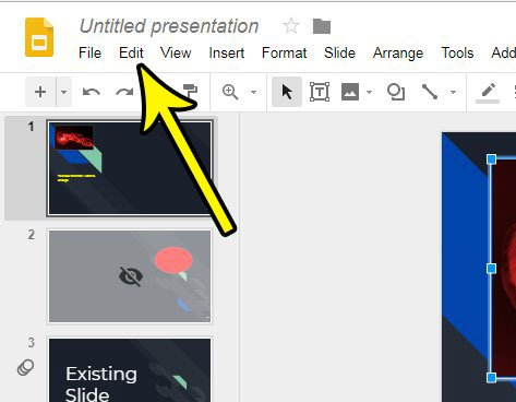 how to duplicate a picture in google slides