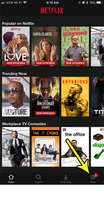 increase quality of downloaded netflix videos