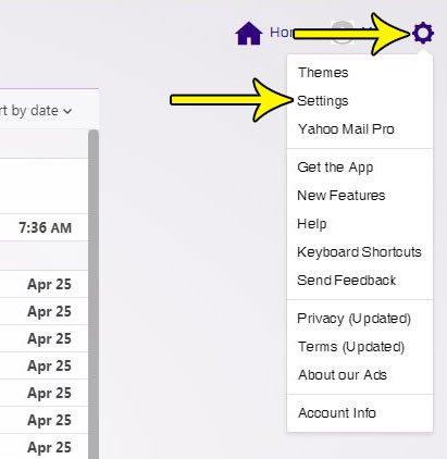 How to Create a Disposable Email Address in Yahoo Mail - Live2Tech