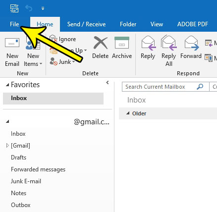 How to Export Contacts from Outlook - Live2Tech