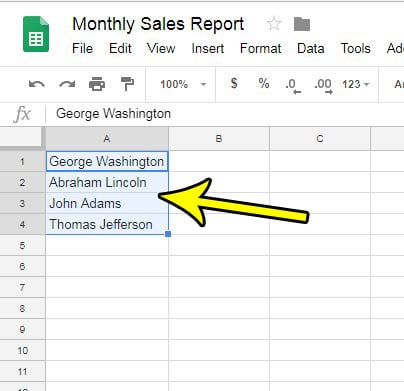 split data in google sheets
