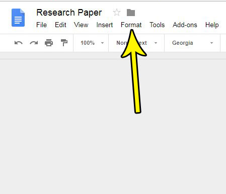 how use strikethrough google docs