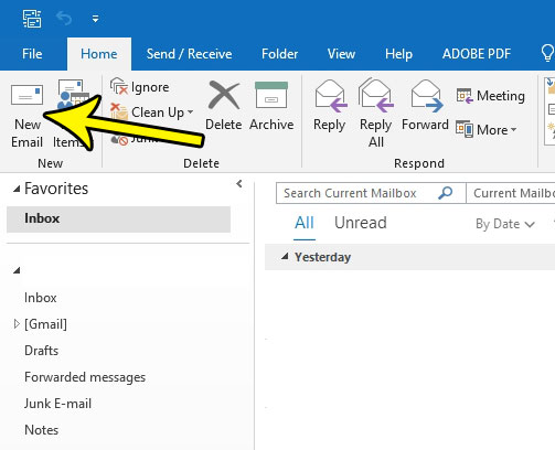 choose time and date to send email in outlook
