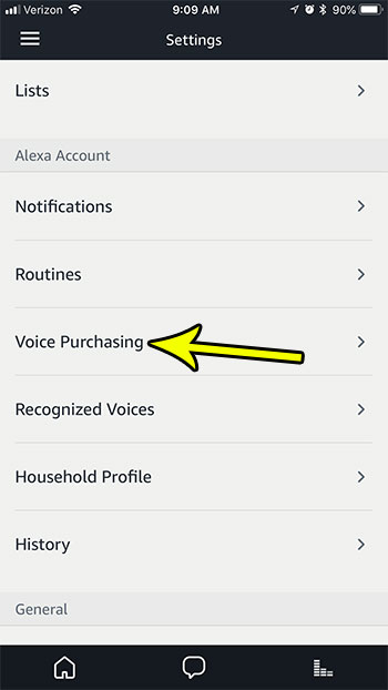 how prevent voice purchasing amazon echo