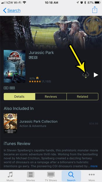 How to Download the SD Version of a Movie You Own in iTunes