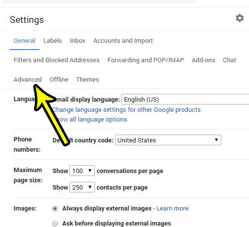 how to allow for email templates in gmail