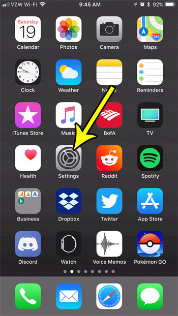 button accessibility option iphone