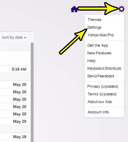 How to Switch to Classic Yahoo Mail - Live2Tech