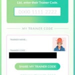 how to find and copy your friend code in pokemon go