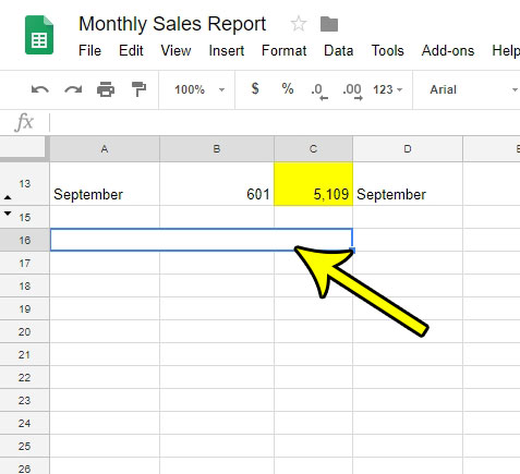 how to merge cells horizontally in google sheets