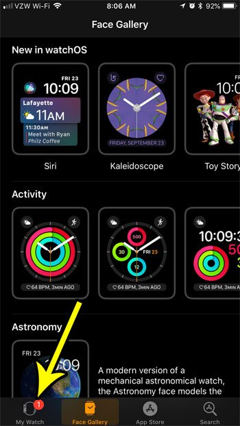 use 24 hour clock on apple watch
