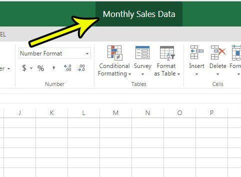 How to Change the Name of a Document in Excel Online - Live2Tech