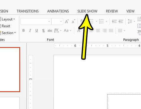 how to turn off powerpoint animations