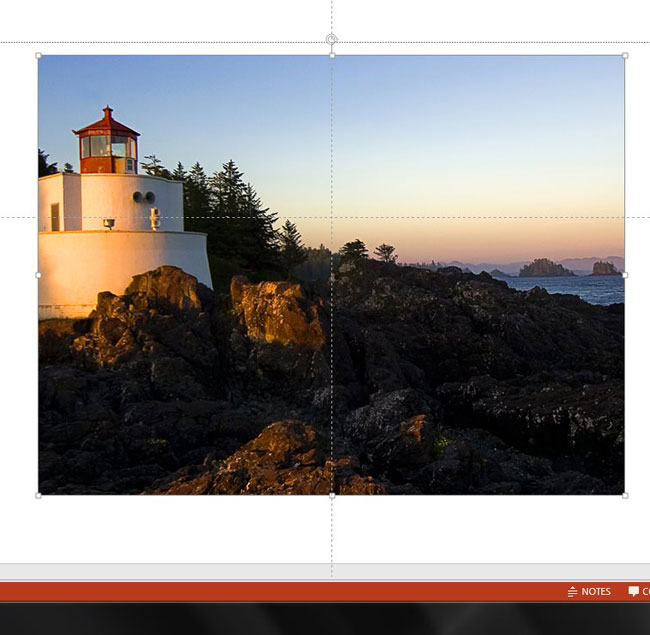 flip picture in powerpoint 2013