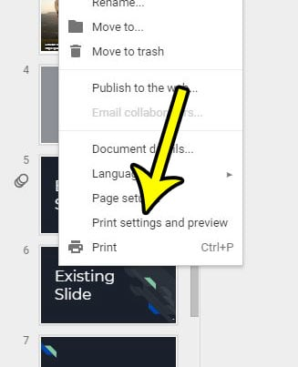 How to Print Speaker Notes in Google Slides - Live2Tech