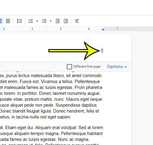 How To Remove Page Numbers In Google Docs Live2tech Open the document you prefer. how to remove page numbers in google
