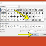 how to create a Powerpoint check mark