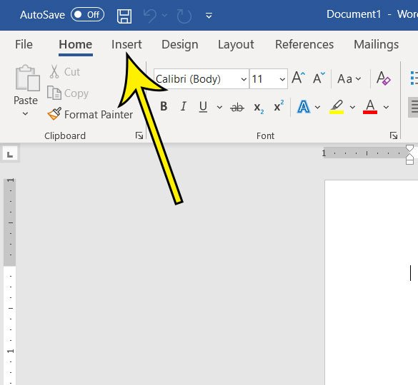 how to put a fraction in Microsoft Word